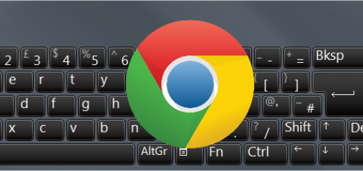 Keyboard Shortcuts Chrome