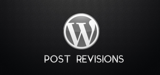 WP Post Revisions