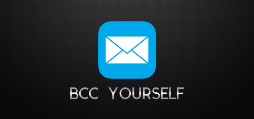 iPhone BCC yourself