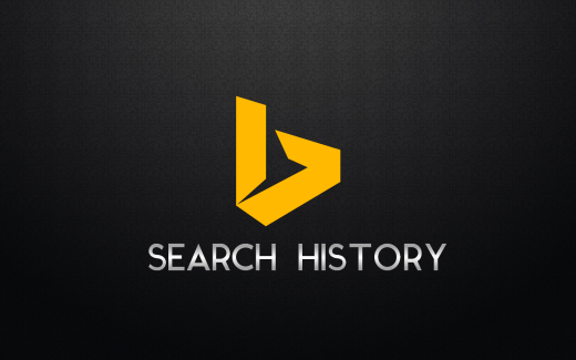 how to clear bing search history web it blog